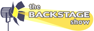 Logo for The Backstage Show